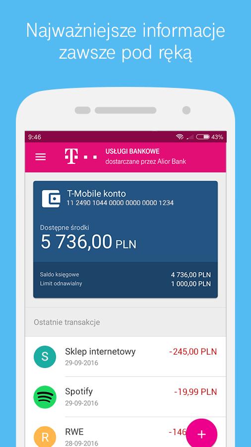 T Mobile Uslugi Bankowe W Praktyce Revanmj S Tech Blog